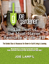 The Best of the Must-Haves Garden Resource Guide 2017