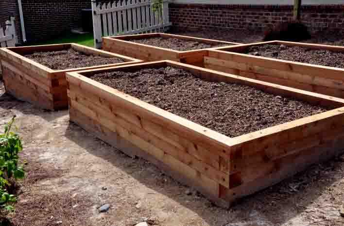 organic gardening from zone 7b