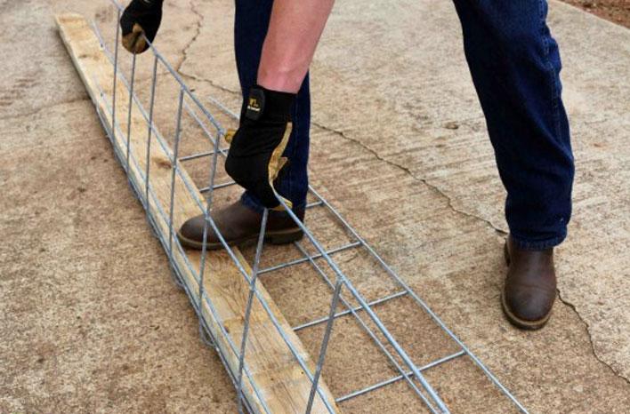 cage on edge board