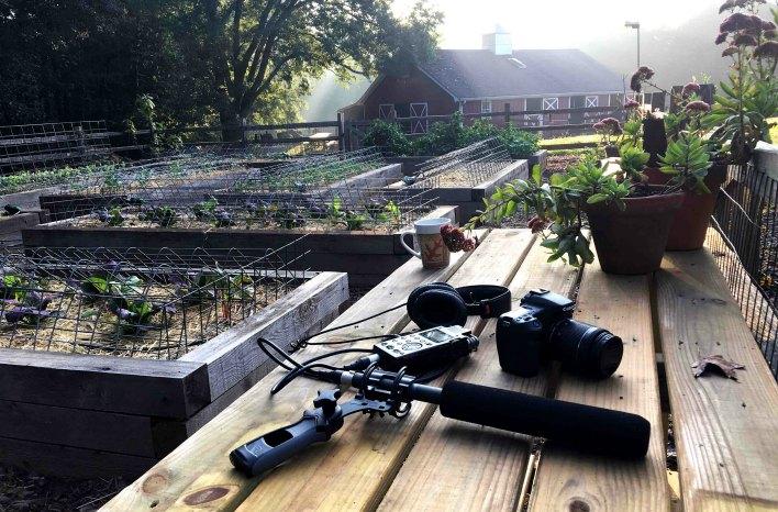 organic gardening podcast