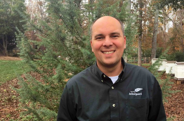 Jamie Blackburn, Arborguard Tree Specialists