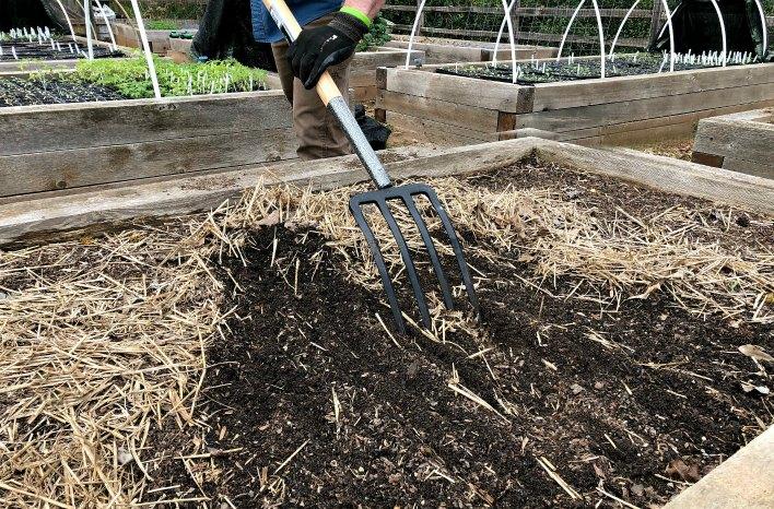 Prep your garden