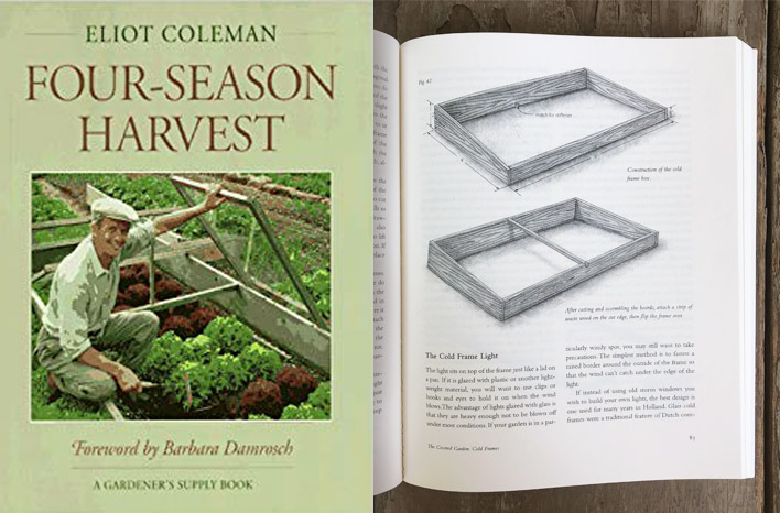 Four-Season Harvest book