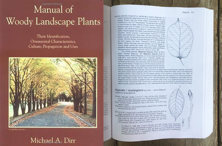 Manual of Woody Landscape Plants book