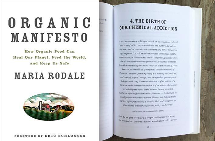 Organic Manifesto book