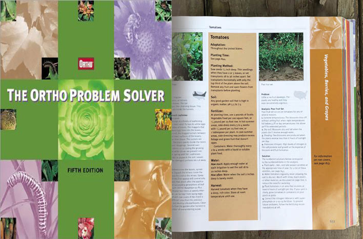 The Ortho Problem Solver book