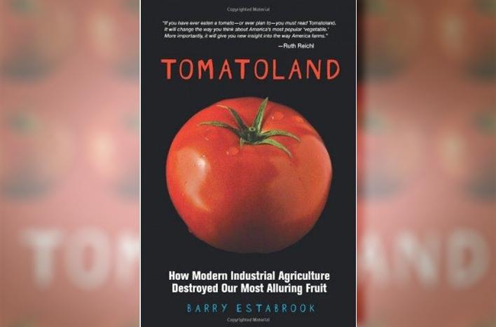 Tomatoland book