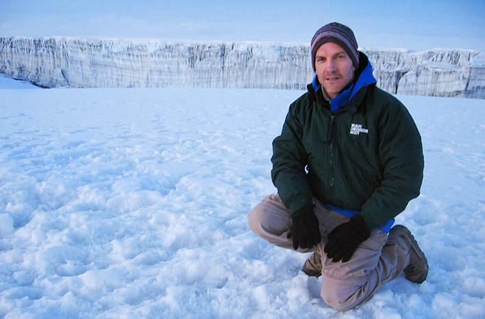 Dr. John Rowden of Audubon