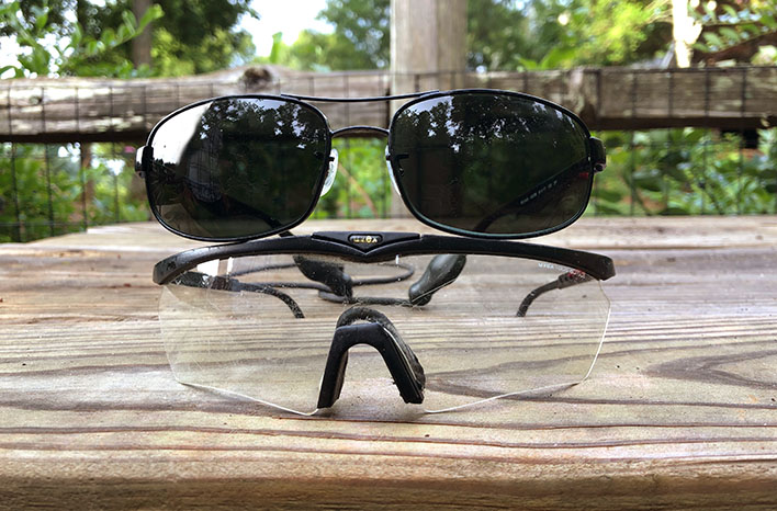garden safety eyewear