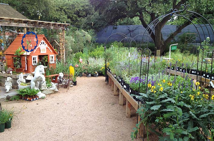 Independent garden centers