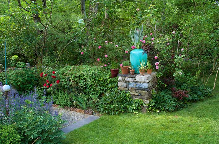 Ken Druse garden