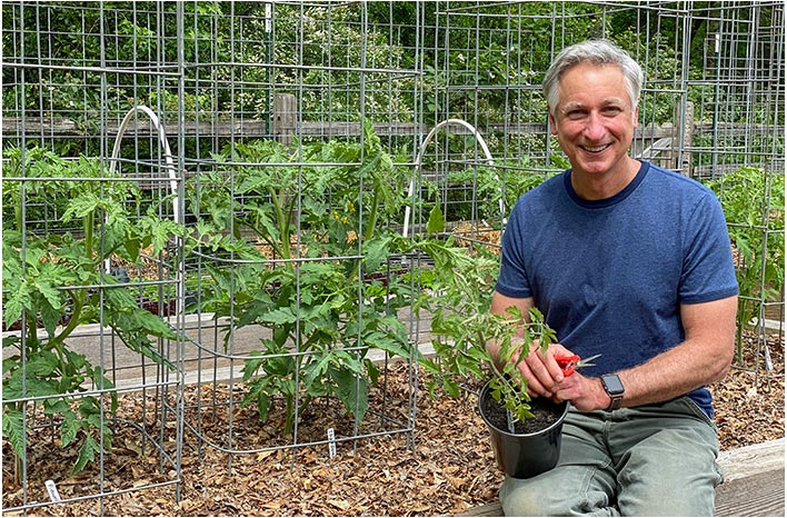 Joe Lamp'l answers frequently asked gardener questions