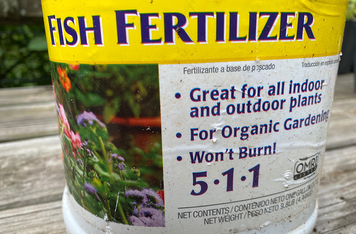 5-1-1 fertilizer