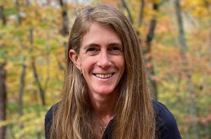 Inga Meadows, North Carolina State University's extension vegetable pathologist for western North Carolina.